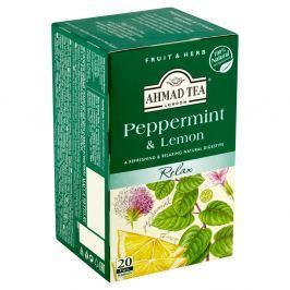 Ahmad Tea Máta a citron (20x1,5g)