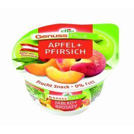 Efko Genuss Plus jablko/broskev