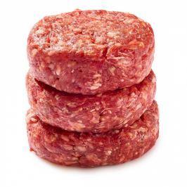 Gurmet Western Burger hovězí (3x cca 150g)