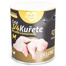 Marty DeLuxe 100% maso - celé 3/4 kuřete
