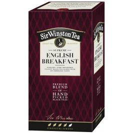 Sir Winston Tea Supreme English Breakfast černý čaj