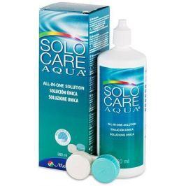 Menicon Solocare Aqua roztok na kontaktní čočky
