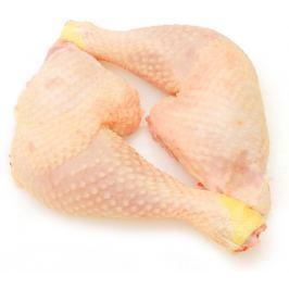 Biopark Bio kuřecí stehna s kostí