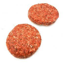Biopark Bio hovězí burger s pepřem