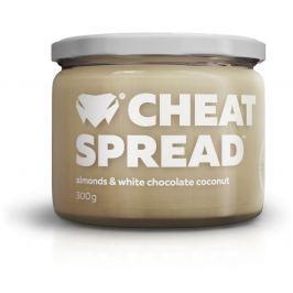 R3ptile Cheat Spread mandle & bílá čokoláda s kokosem