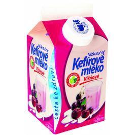 Mlékárna ValMez Kefírové mléko višňové nízkotučné 0,8%