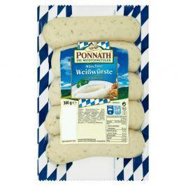 Ponnath Mnichovská bílá klobása