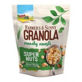 Bonavita müsli Granola super ořech