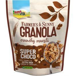 Bonavita müsli Granola super čokoláda