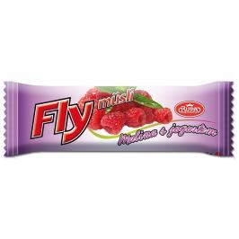 Fly müsli tyčinka malina s jogurtem