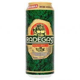 Radegast Ryze hořká 12 pivo světlý ležák plech