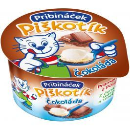 Pribináček Piškotík Čokoláda
