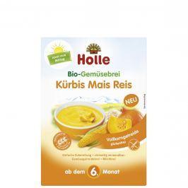 Holle Bio zeleninová kaše dýně kukuřice rýže