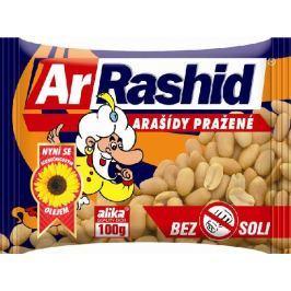 ArRashid Arašídy pražené nesolené