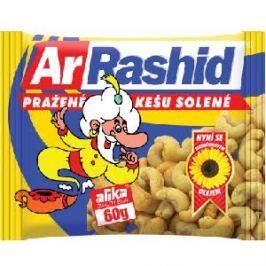 ArRashid kešu ořechy pražené solené