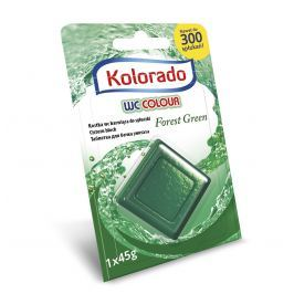 Colorado WC kostka do nádržky Forest Green