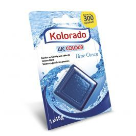Colorado WC kostka do nádržky Blue Ocean