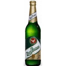 Zlatý Bažant pivo ležák světlý, sklo