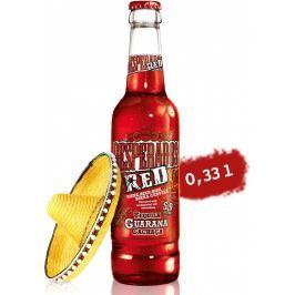 Desperados red pivo speciální ochucené s příchutí Tequily sklo