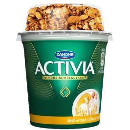 Danone Activia Zdravé ráno bílá+oříšky s medem