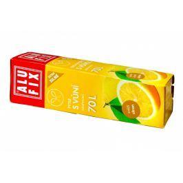 Alufix Pytle s vůní citronu, zatahovací, 70l, 8ks