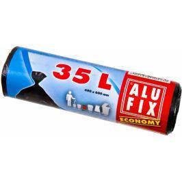 Alufix Pytle na odpadky černé 35l, 30ks