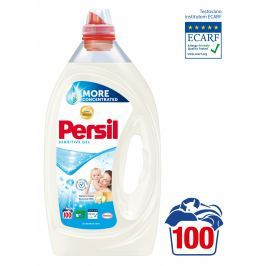 Persil Sensitive prací gel (5l)