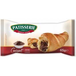 Patisserie Croissant s kakaovým krémem