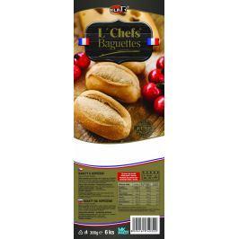 L´chefs baguettes Bagety k dopečení 6 ks