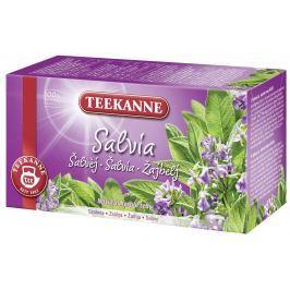 Teekanne čaj Šalvěj