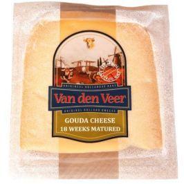 Van den Veer Gouda 48% 18 týdnů - výkroj