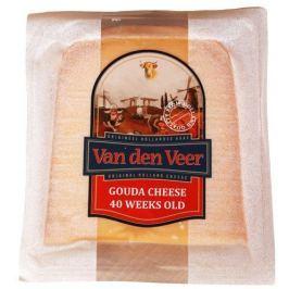 Van den Veer Gouda 48% uleželá 40 týdnů - výkroj