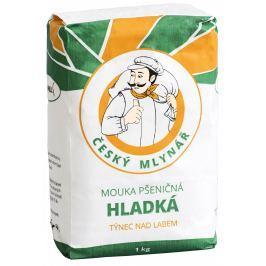 Český Mlynář Mouka pšeničná hladká 1kg