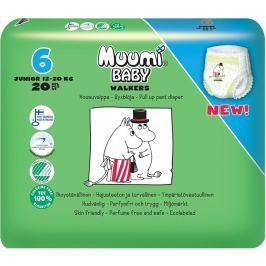 Muumi Baby Walkers plenkové kalhotky Junior 12-20kg (velikost 6) 20ks