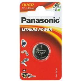 Panasonic Lithium Power baterie CR2032 1ks