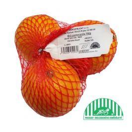 Pomeranče BIO, balení