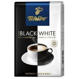 Tchibo Black&White pražená zrnková káva