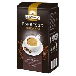Jihlavanka Espresso zrnková káva 1 kg