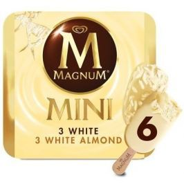 Magnum Mini White Mix 6x55ml