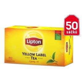 Lipton Yellow label tea 50 sáčků