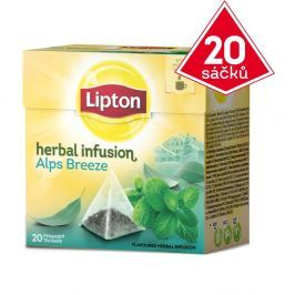 Lipton Herbal Infusion Alps breeze čaj 20 sáčků