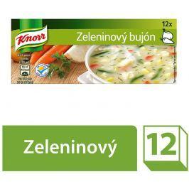Knorr Bujón Zeleninový 6l (6x10g)