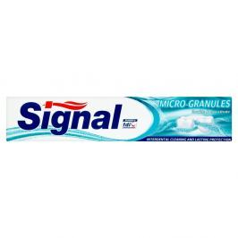 Signal Microgranules zubní pasta