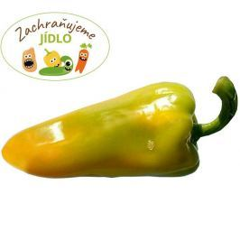 Paprika bílá na lečo -