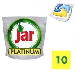 Jar Platinum Kapsle Do Automatické Myčky Nádobí Lemon 10 Ks