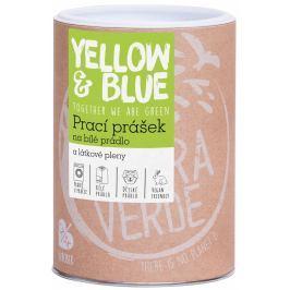 Yellow & Blue Prací prášek z mýdlových ořechů na bílé prádlo a látkové pleny (0,85kg)