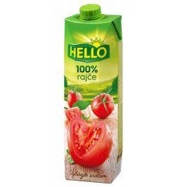 Hello 100% rajčatová šťáva