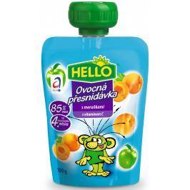 Hello Ovocná přesnídávka s meruňkami a vitaminem C