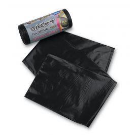 Cleanex Trade igelitové sáčky na odpad pevné 35l 15ks