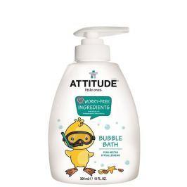 Attitude dětská pěna do koupele s vůní hruškové šťávy - s pumpičkou